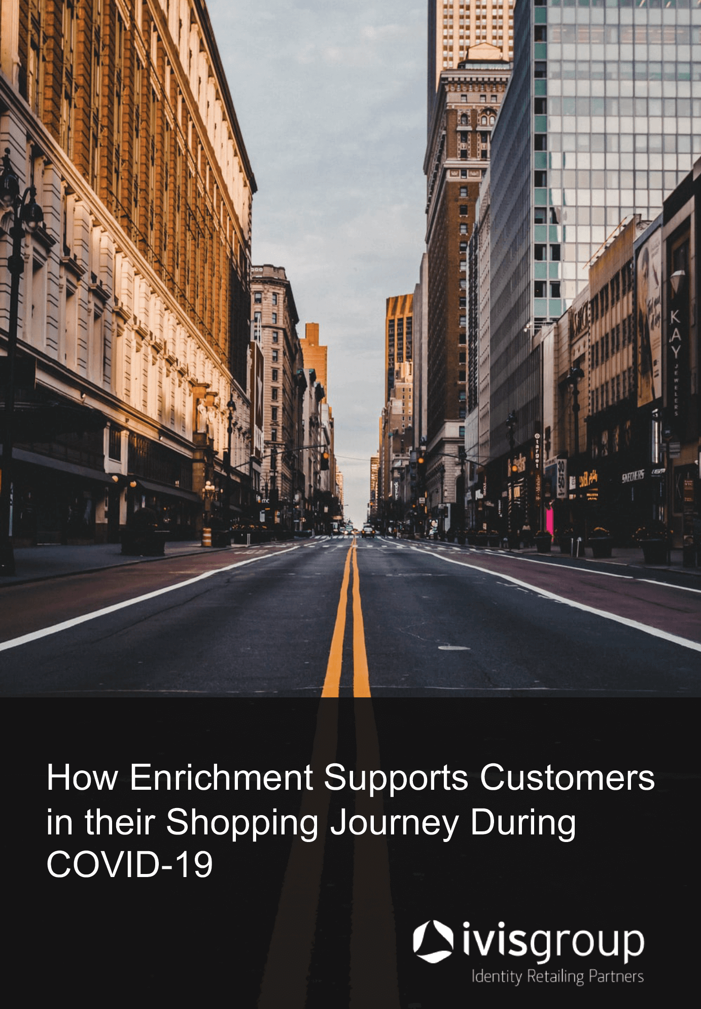 How Enrichment Supports Customers in their Shopping Journey During COVID-19